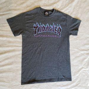 Thrasher Skateboarding T Shirt